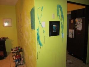vandalismpaintonwall